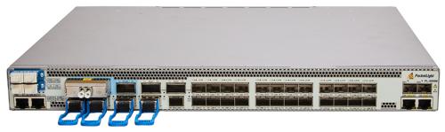 PL-4000M Muxponder con capacidad de 400G por longitud de onda