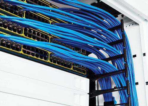 ZetaFrame armario configurable rack estándar