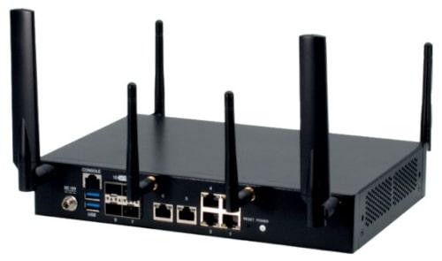 Appliance de red FWS-2365 para uCPE y SD-WAN