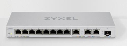 XGS1250-12 switch multigigabit para Wi-Fi 6 y 10G
