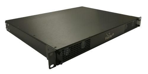 Chasis 1U para RF sobre fibra óptica Blue OEM