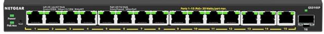 Switches PoE+ GS316EP y GS316EPP con funciones L2