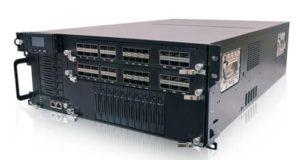 Appliance de red HTCA-6400 modular y ampliable