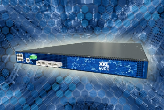 XKL-400G Transpondedor de 400G para centros de datos