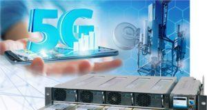 SLIMLINE NG Fuentes de alimentación AC y DC de hasta 400 kW para telecomunicaciones
