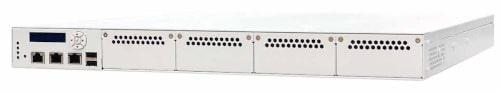 APTNS-33161 Sistema de red 1U para montaje en rack