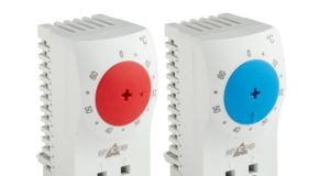 Termostatos para envolventes y armarios de control