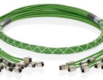 Cables troncales de cobre preterminados