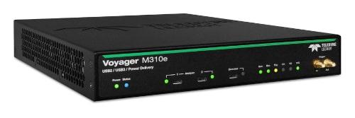 Plataforma Voyager M310e de prueba para USB PD 3.1