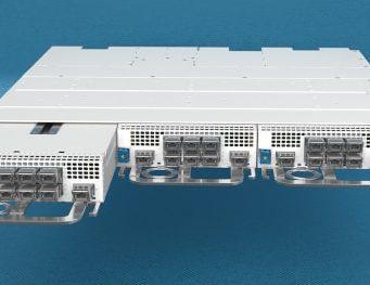 appliances de red TeraFlex CoreChannel 800G