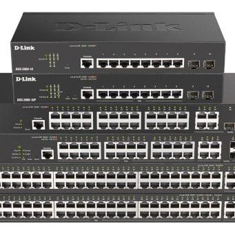 Switches gestionados Gigabit DGS-2000