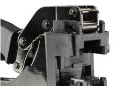 TK-5LM Crimpadora rápida de conectores Keystone