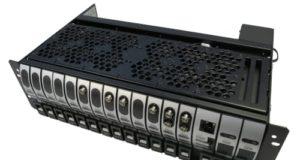 Opción de ensamblaje de ventilador para chasis de rack 3U