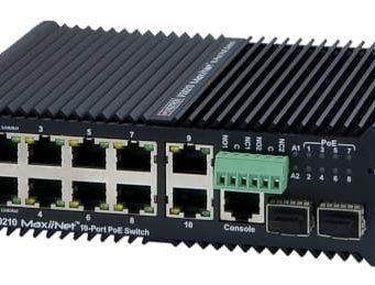 Switches industriales Vi30210 y Vi30208