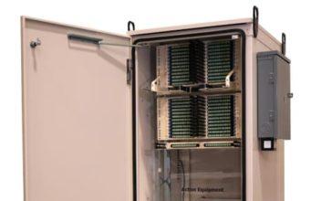 Armario exterior para fibras ópticas FieldSmart FiberFlex 3000