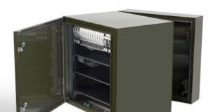 Encapsulado de exteriores para RF ODE-C
